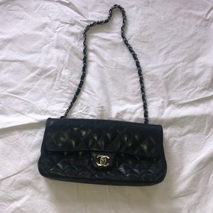 Black Vintage Chanel Bag